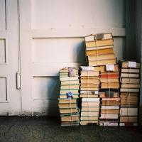 V tichu knižnice