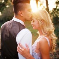 B+V, ešte jedno svadobné fotenie