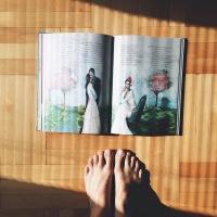 Čo som prečítala alebo moje vianočné tipy na knihy