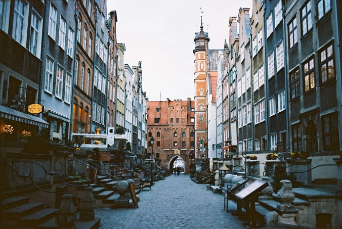 street-of-gdansk