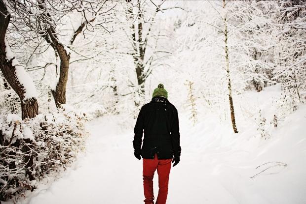 zimna-prechazdka-v-lese-stiavnicke-vrchy